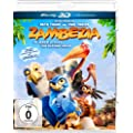 Zambezia - In jedem steckt ein kleiner Held! (+ 2D Version) [Blu-ray 3D]
