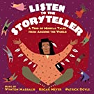 Listen to the Storyteller: A Trio of Musical Tales from Around the World
