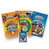 Logo Skylanders vinilo pegatinas Paquete de cuatro elementos - Gigantes Gigantes Árbol multi, Rex, Spyro Spyro...
