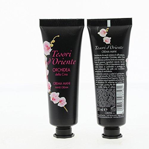 Orchidea Crema Mani 50 ml