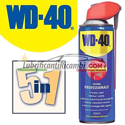 WD-40-Lubrificante-Anticorrosivo-e-Sbloccante-ProfessionaleTrasparente-3x-500ml-1da-25ml