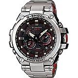 Casio G-Shock Black Dial Stainless Steel Quartz Men's Watch MTGS1000D-1A4 (Color: Black)