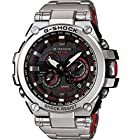 Men's Casio G-Shock MT-G Solar Stainless Steel Chrono Tough Watch