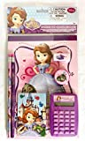 Sofia the First 7-piece Fun Calculator Set