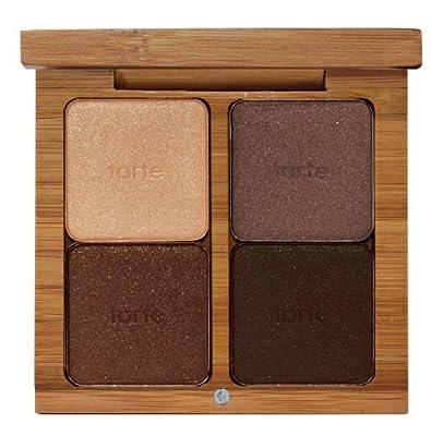 Tarte Amazonian Clay Eyeshadow Palette-Shimmering Buff-Shimmering Sable-Shimmering Cocoa-Matte Coffe Bean