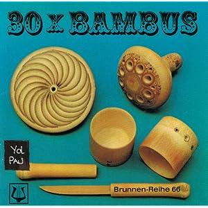 Umschlag von '30 x Bambus'