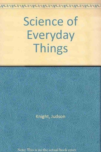 Science of Everyday Things 4 Volume set