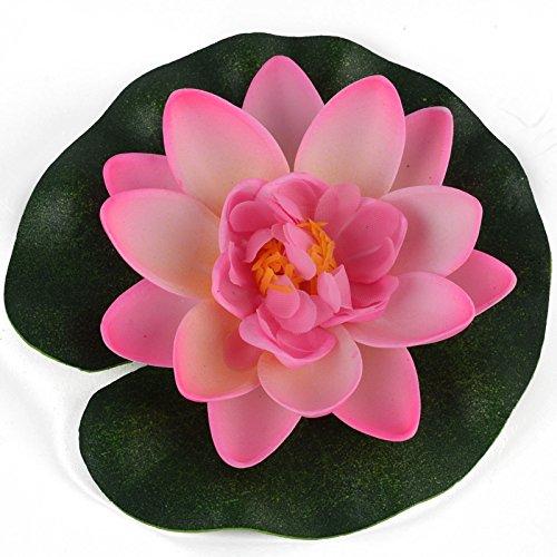 artificial-lotus-water-lily-bud-bloom-flowers-aquarium-fish-tank-floating-decor-pink