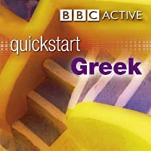 Quickstart Greek Audiobook by Karen Rich