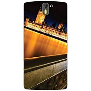 Oneplus One A0001 Back Cover Designer Hard Case Printed Cover