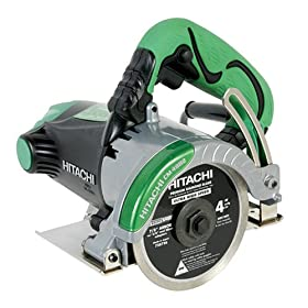 Hitachi CM4SB2 11.6 Amp 4-Inch Dry-Cut Masonry Circular Saw