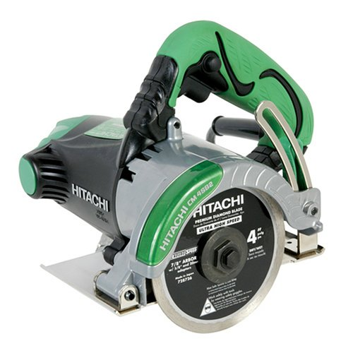 Hitachi CM4SB2 11.6 Amp 4-Inch Dry-Cut Masonry Circular Saw