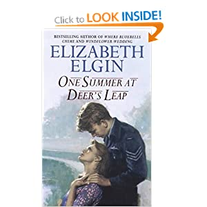 One Summer at Deers Leap Elizabeth Elgin