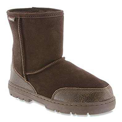 BEARPAW Men's Patriot Snow Boot   Amazon.com