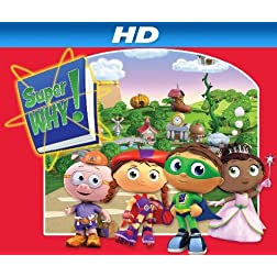 Super Why! Volume 3 [HD]