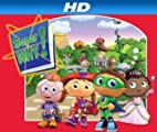 Super Why! [HD]: Bedtime for Bear [HD]