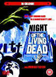 Night Of The Living Dead (In Colour) [1968] [DVD]