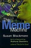 The Meme Machine (0198503652) by Blackmore, Susan