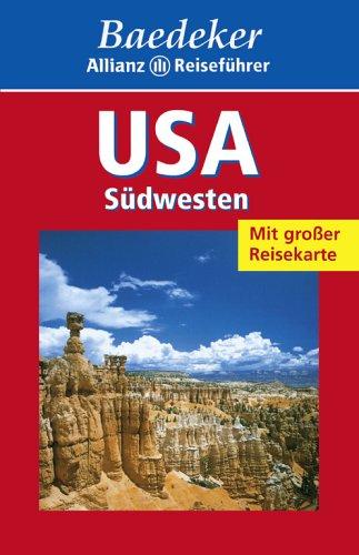 Baedeker Allianz Reiseführer USA Südwesten