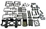 Axial Wraith * BATTERY & ESC TRAY & RECEIVER BOX * Rock Racer 4WD AX90018