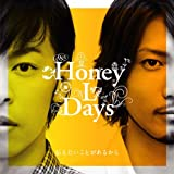 冷たい花♪Honey L Days