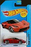 2014 Hot Wheels Hw City 38/250 - Laferrari