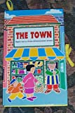 img - for The Town Open Out a Three Dimensional Street book / textbook / text book