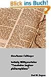 "Ludwig Wittgensteins ""Tractatus logic..."