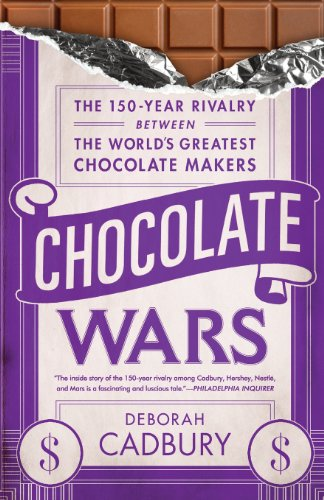 Chocolate Wars: The 150-Year Rivalry Between the World's Greatest Chocolate Makers: Deborah Cadbury: 9781610390514: Amazon.com: Books