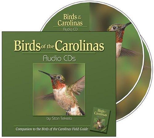 Birds of the Carolinas Audio CDs: Companion to Birds of the