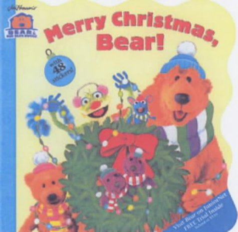 Merry Christmas, Bear (Bear in the Big Blue House)