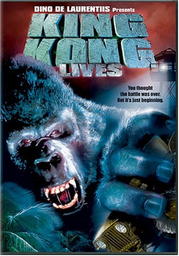 King Kong Lives [DVD] [Region 1] [US Import] [NTSC]