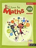 Vivre les maths CE2, Manuel : Programme 2008