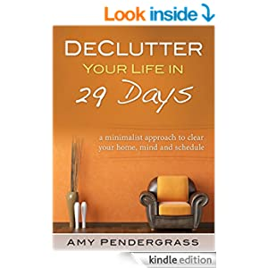 Deliver to your kindle or other device available on your for Declutter minimalist life