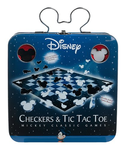 Friendly Games Mickey's Collection Checkers and Tic Tac Toe - Buy Friendly Games Mickey's Collection Checkers and Tic Tac Toe - Purchase Friendly Games Mickey's Collection Checkers and Tic Tac Toe (Friendly Games, Toys & Games,Categories,Games,Board Games,Checkers Chess & Backgammon)