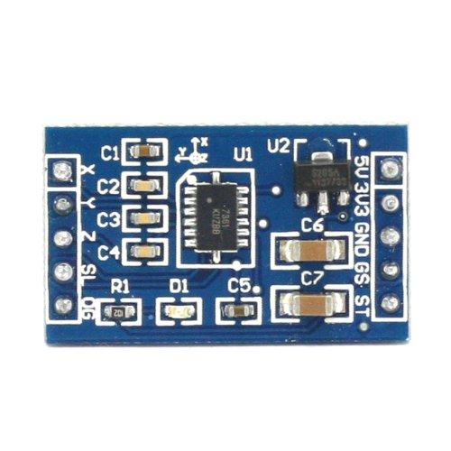 Mma7361 3-Axis Accelerometer Sensor Module Avr Code Pic For Arduino