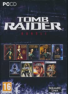 Tomb Raider Super Bundle (PC DVD) (UK IMPORT)