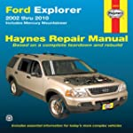 Ford Explorer 2002 thru 2010: Include...