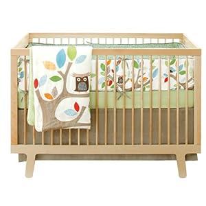 Skip Hop Treetop Friends 4-Piece Crib Set