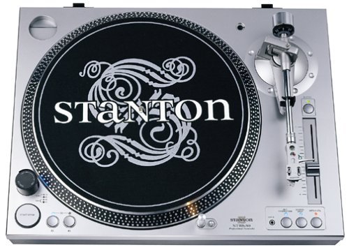 Read About Stanton STR8-80 Direct Drive Digital Turntable