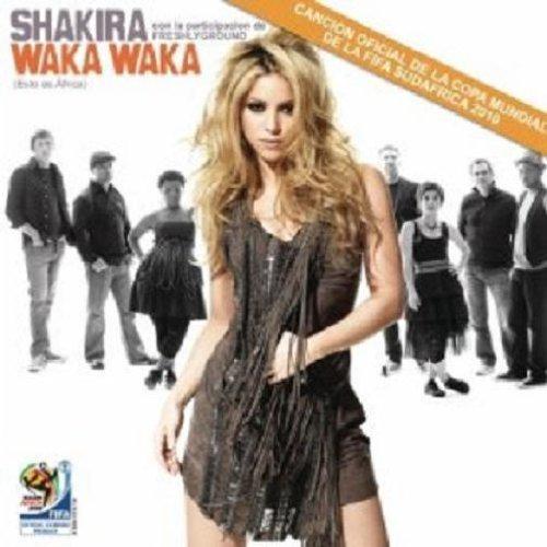 Shakira - Shakira Waka Waka Time For Africa - Lyrics2You