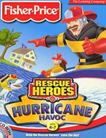 Fisher Price Hurricane Havoc