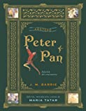 J.M Barrie Peter Pan anotado