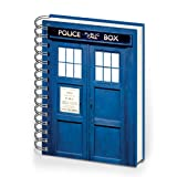 Doctor WhoA5 Tardis Notebook
