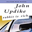 Rabbit Is Rich Audiobook by John Updike Narrated by Arthur Morey