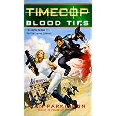 Timecop: Blood Ties by Dan Parkinson