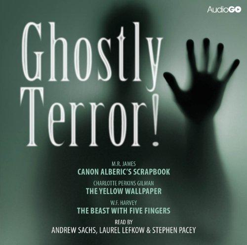 publication ghostly terror