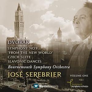 """Dvorak: Symphony No.9 """"From The New World"""", Czech Suite, Slavonic Dances"""
