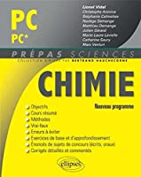 Chimie PC/PC* Programme 2014