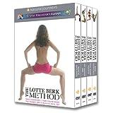The Lotte Berk Method, 4 Disc Set: Basic Essentials, Hip Hugger Abs, Muscle Eats Fat, High Round Assets ~ Lotte Berk